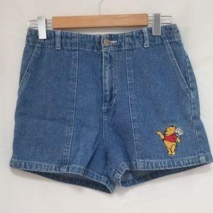 Vintage Winnie The Pooh Shorts